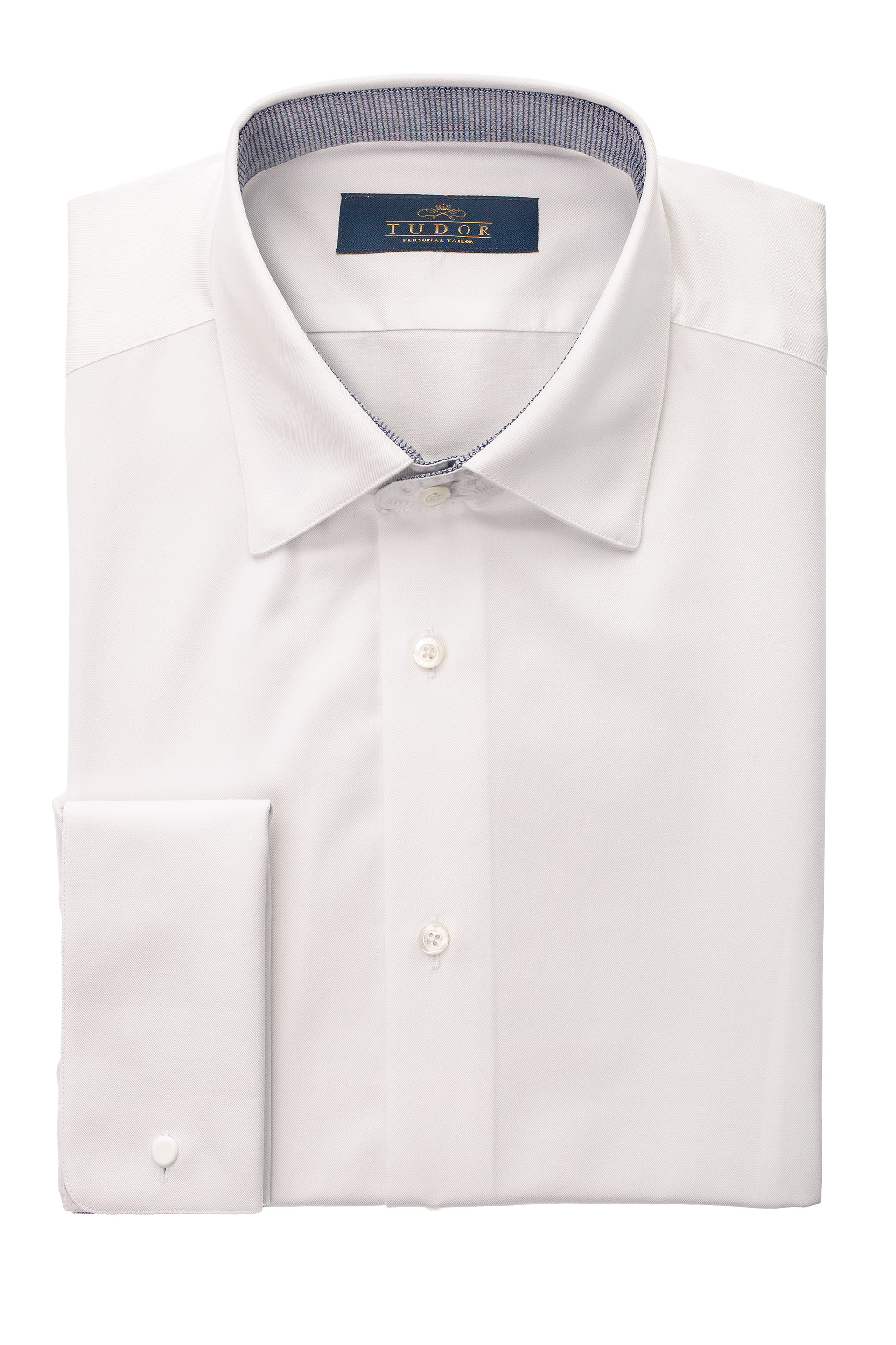 White Shirt With Cufflinks Shirts Suits Custom Suits