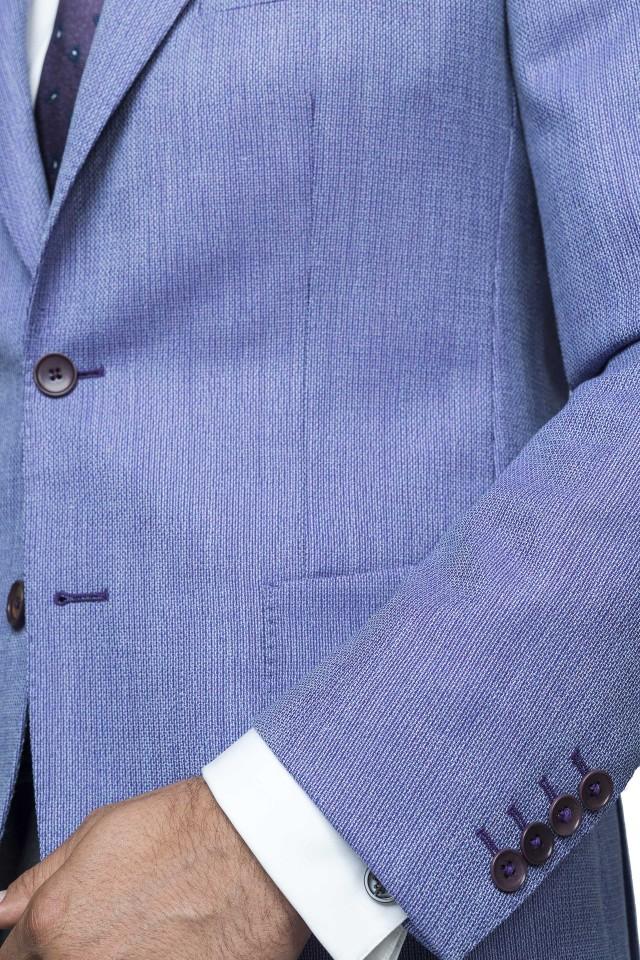 Costum Henry Mov din Lana