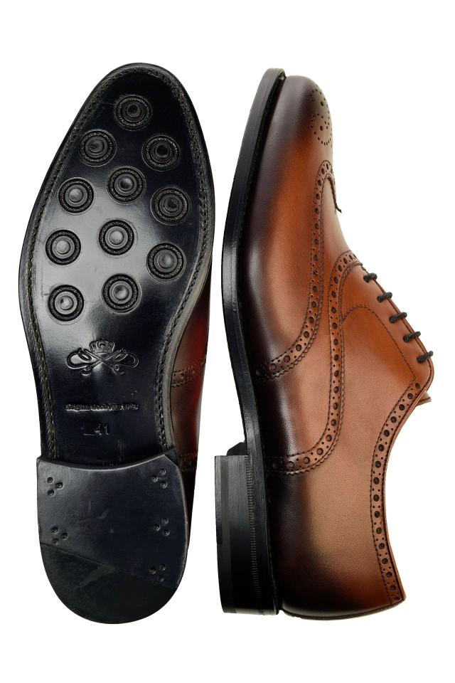 Pantofi Oxford Barrett