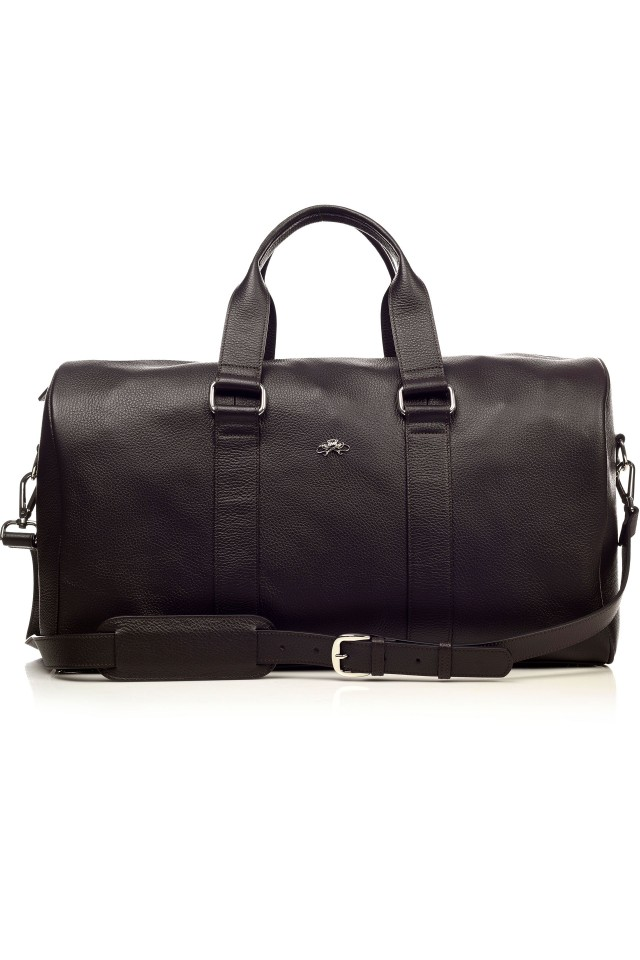 Geanta Tudor Travel Black