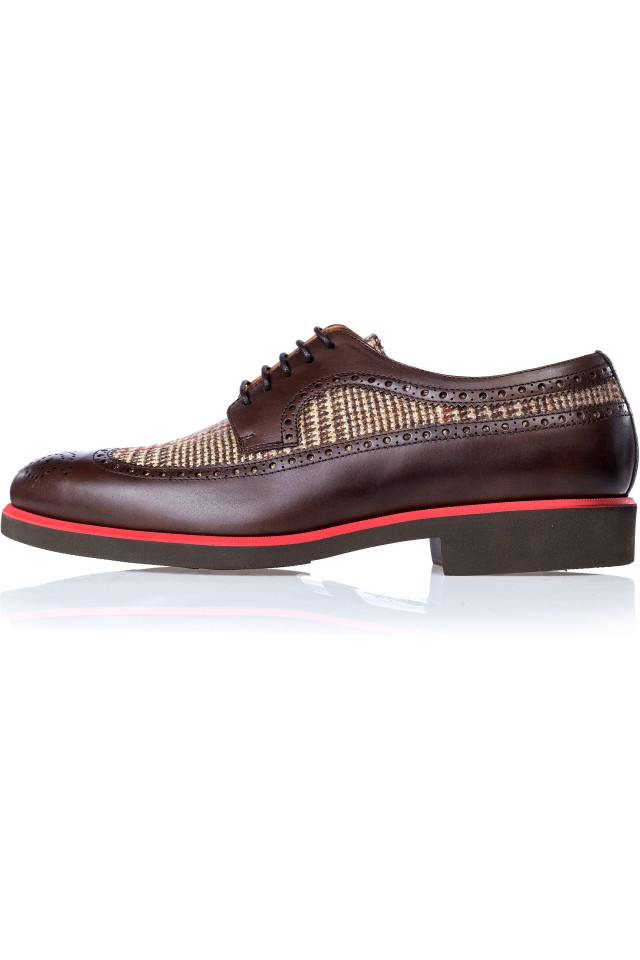 Pantofi Derby Gawain