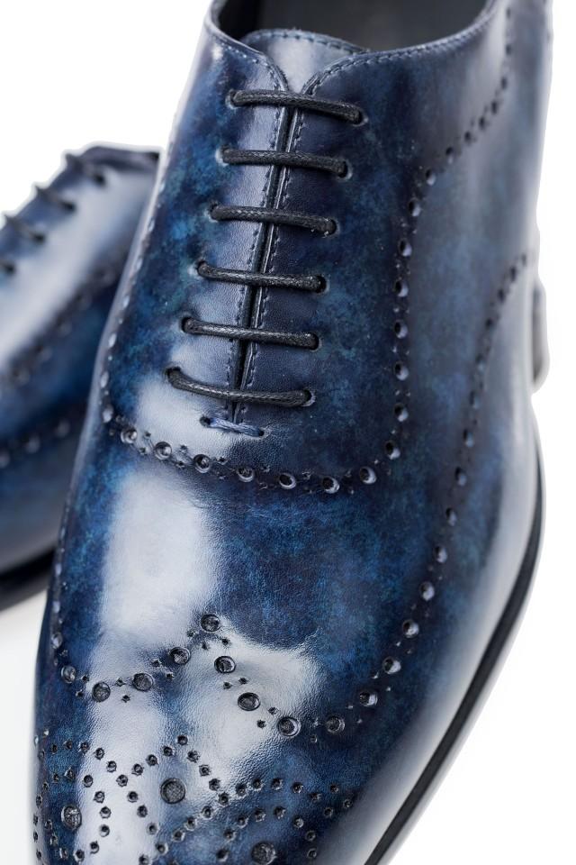 Pantofi Oxford Geraint