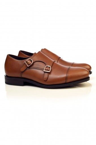 Pantofi Double Monk Strap Willis