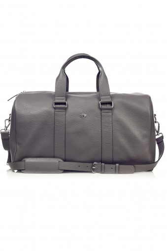 Geanta Tudor Travel Gray