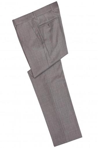 Pantaloni Briar Gri din Lana