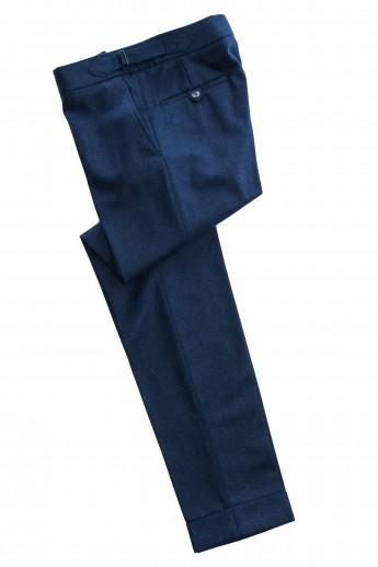 Pantaloni business flannel