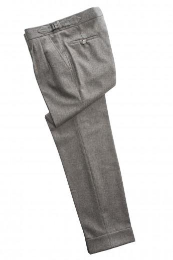 Pantaloni smart casual flannel