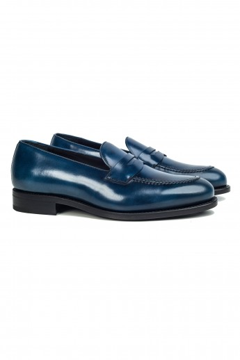 Loafer Albastru