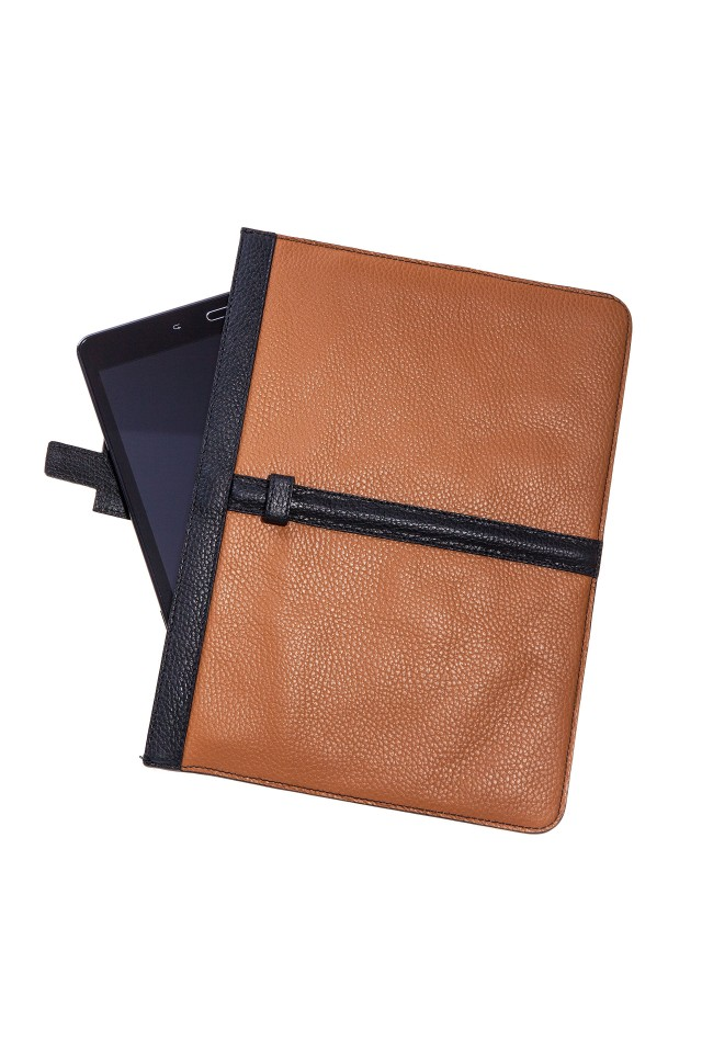 Tablet cover Bradley One Brown