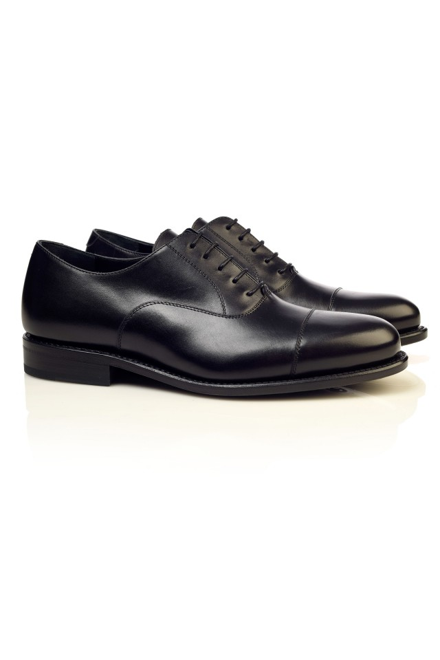 Oxford Theodore Shoes