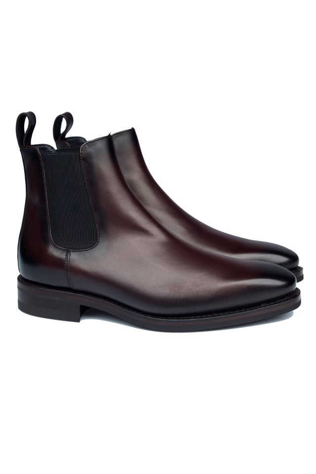 Chelsea Brown Boots