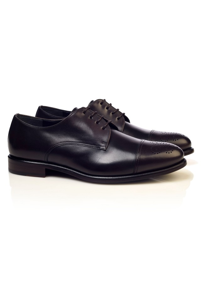 Derby Peter Shoes