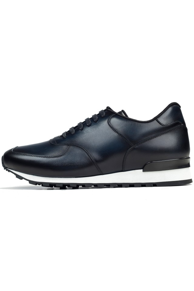 Navy Jogger Shoes