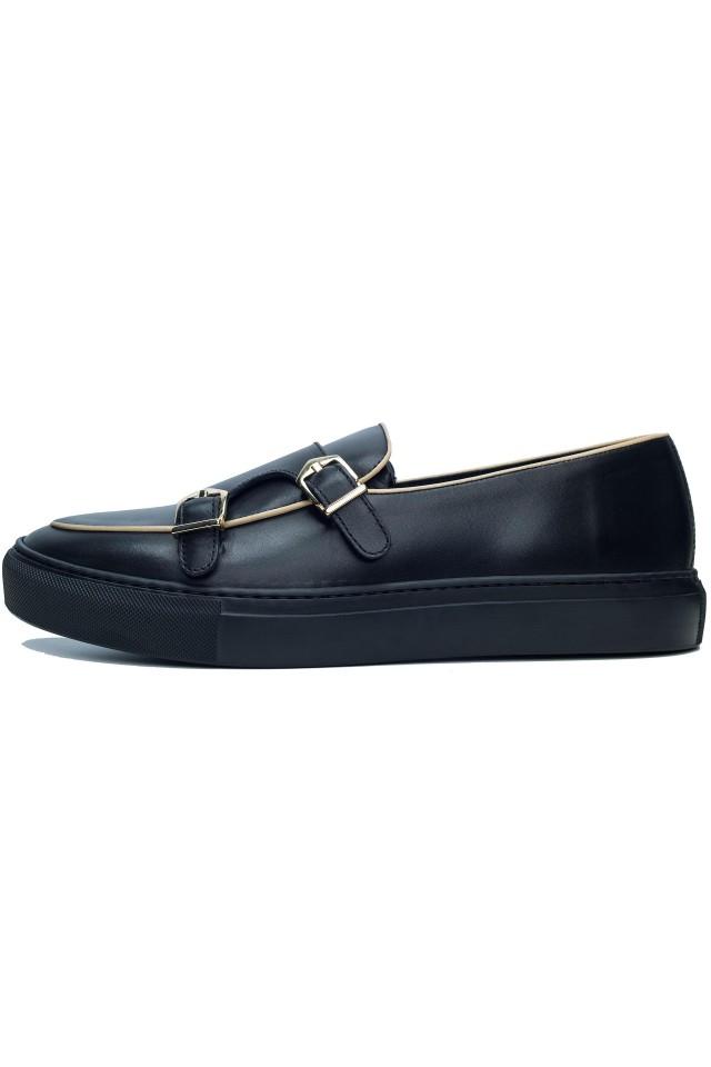 Black Belgian Sneaker