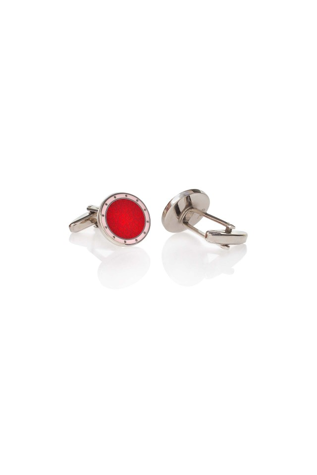 Pomegranate Cufflinks