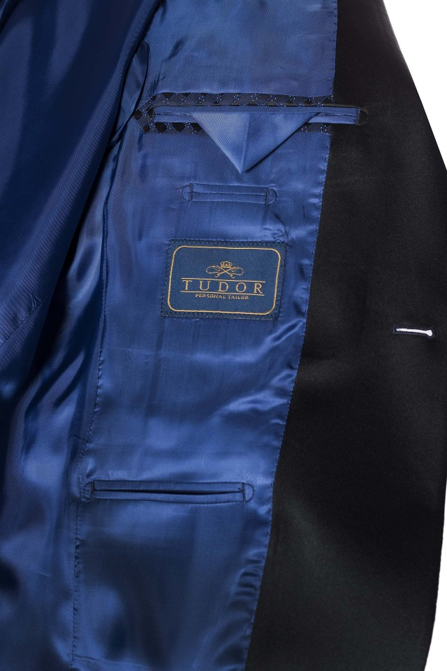 Emeritus Blue Ceremony Suit