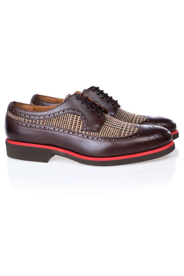 Gawain Derby Shoes