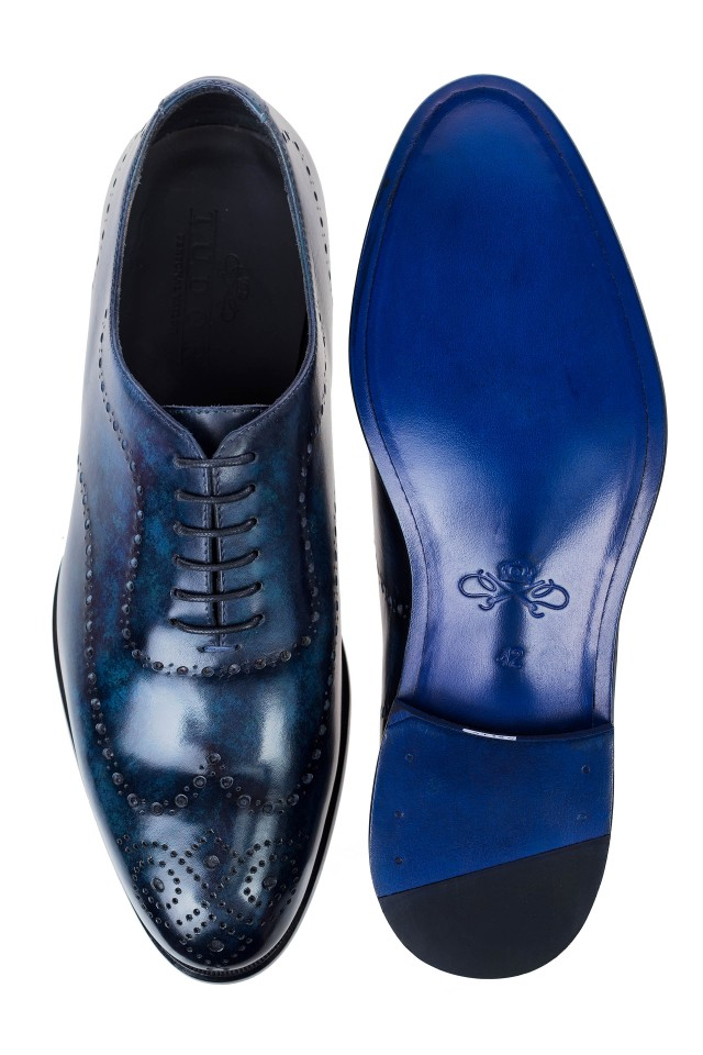 Geraint Oxford Shoes