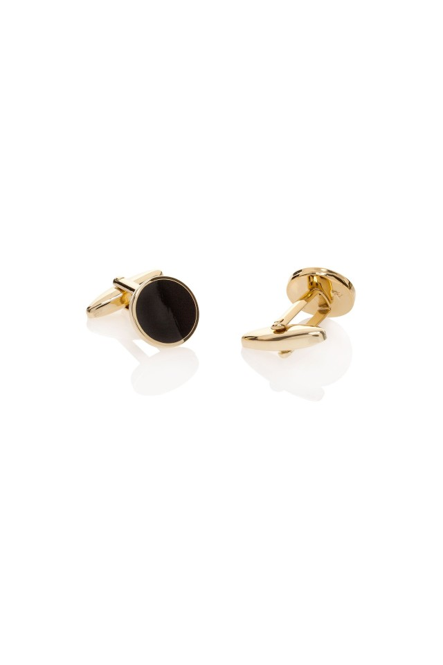 Everly Gold Cufflinks