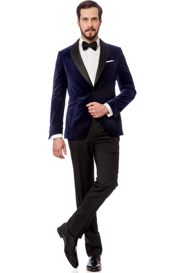 Aidan Blue Suit