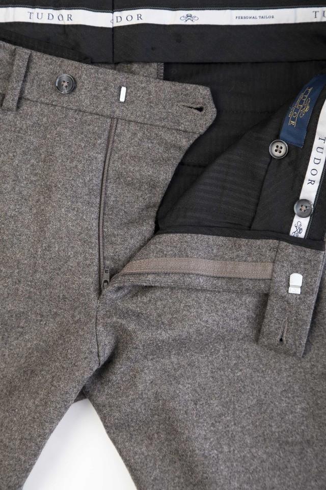 Flannel Elden Trousers