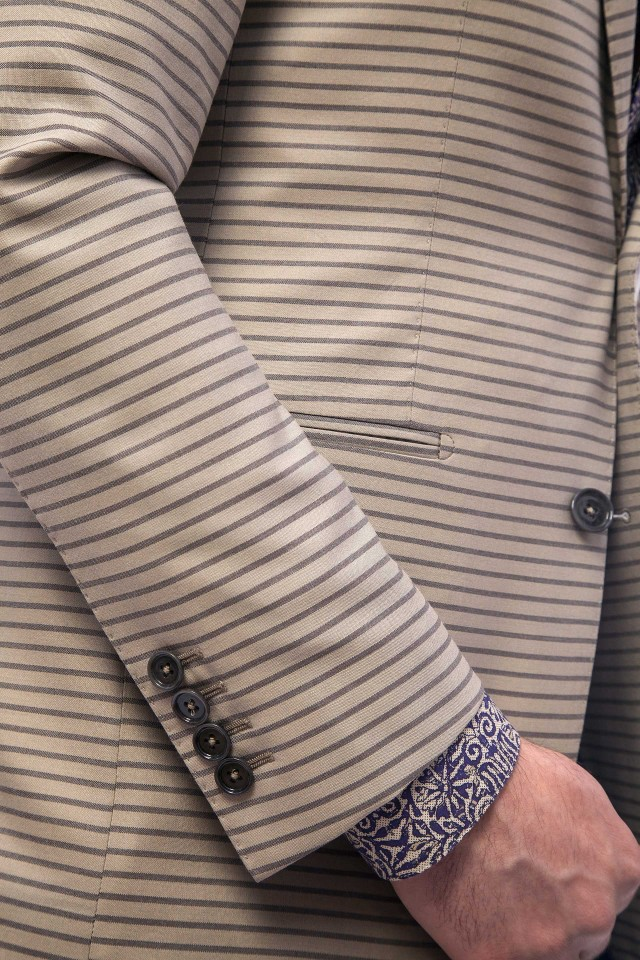 STUARD STRIPE Jacket