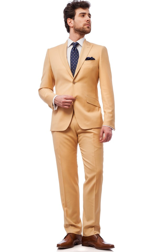Grover Yellow Suit