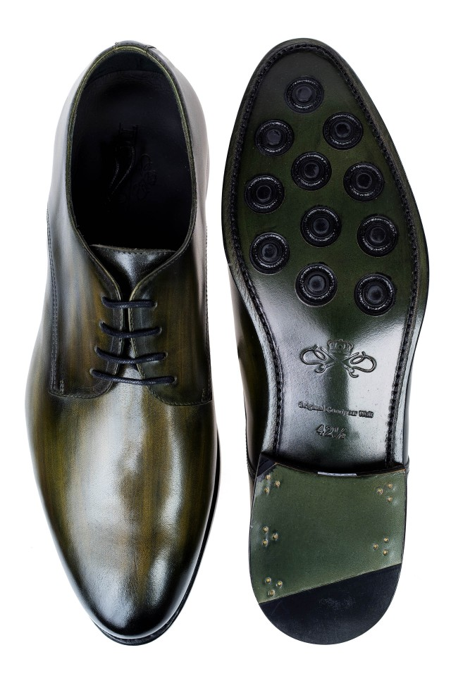 Lamorak Derby Shoes