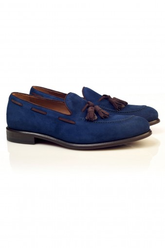 Leighton Suede Loafers