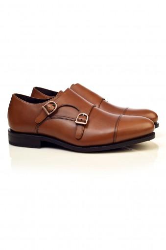 Double Monk Strap Willis Shoes