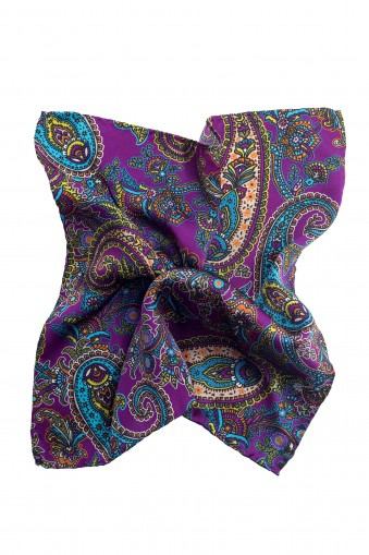 Ozana Pocket Square