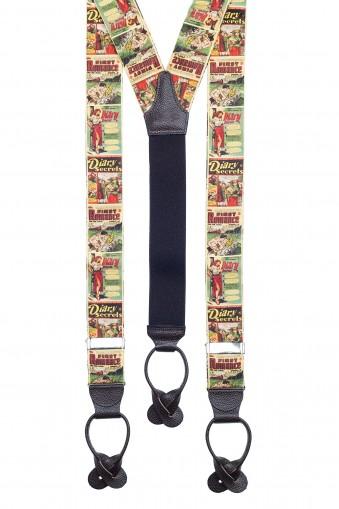 Loretta Suspenders