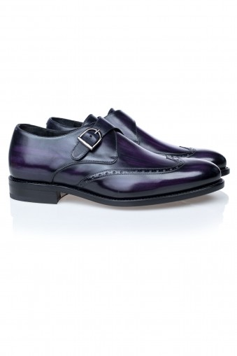 Baudwin Single Monk Shoes