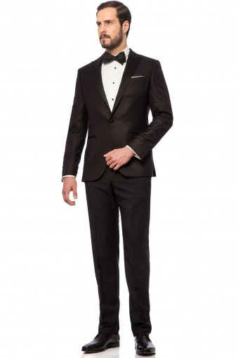 Irving Black Suit