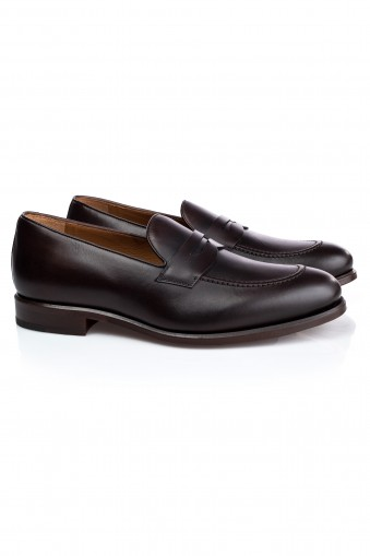 Cafe loafers shoes