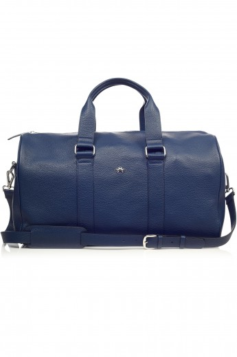 Tudor Travel Navy Bag