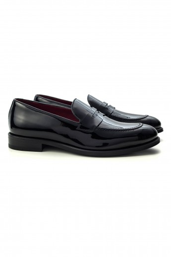 Loafer Black Lacquer