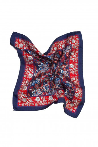 Kirra Pocket Square