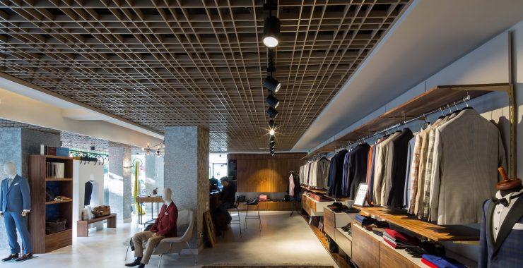 Viitorul garderobei tale incepe acum – Tudor Personal Tailor Flagship Store Open Days
