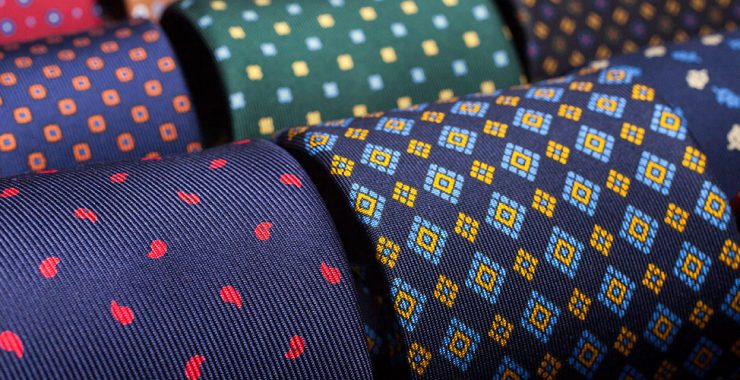 The guide into choosing the right tie
