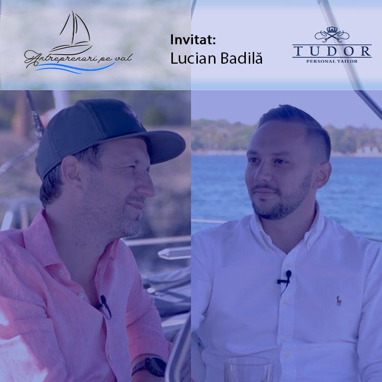 "LUCIAN BADILA - "" 5 to go """