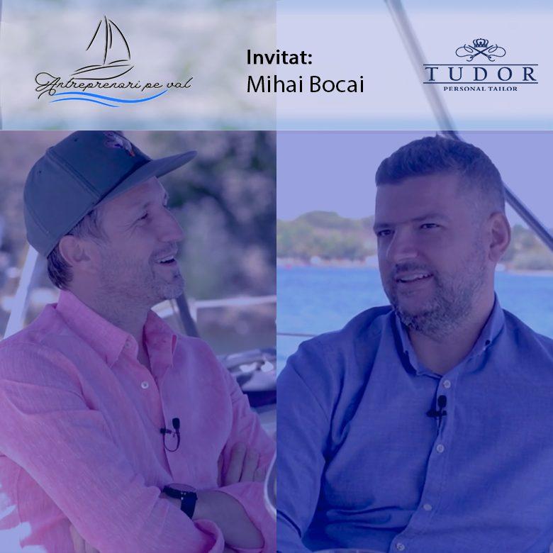 MIHAI BOCAI – Evonomix & Product Lead