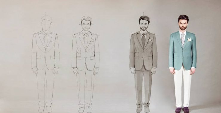 3 basic rules of the Made to Measure jacket