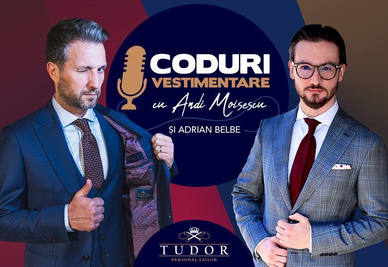 Despre ținutele elegante și de ceremonie pentru bărbați, în dialog cu Andi Moisescu