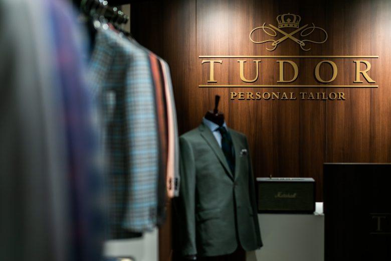 Tudor. Personal Tailor a lansat primul showroom din afara României, în Belgia