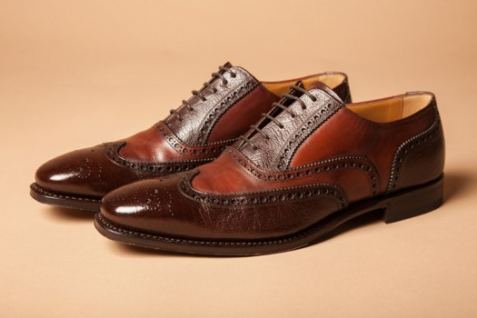 How to wear the Oxford shoes
