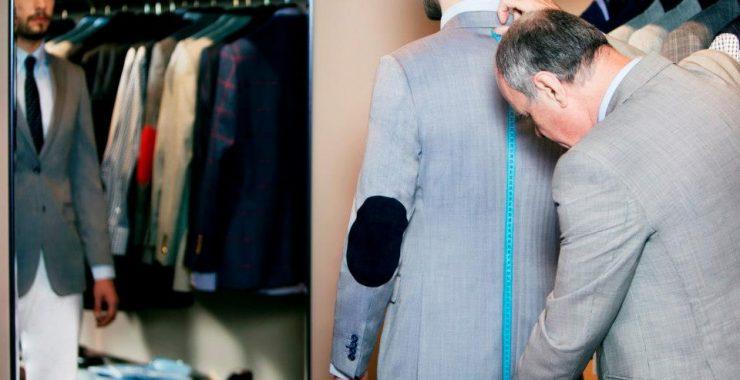 Experienta Tudor Tailor incepe cu un costum made to measure