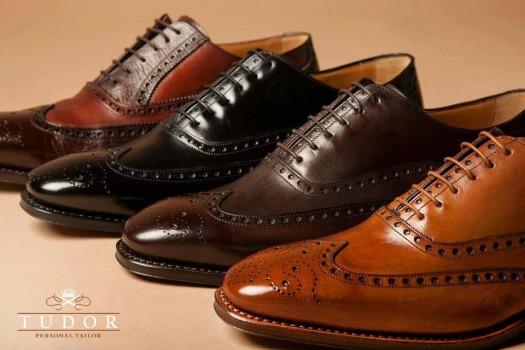Pantofi brogue