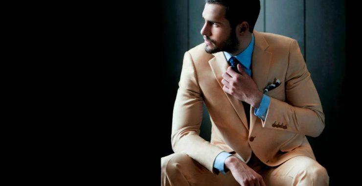 Tudor Personal Tailor @ Pitti Uomo 89