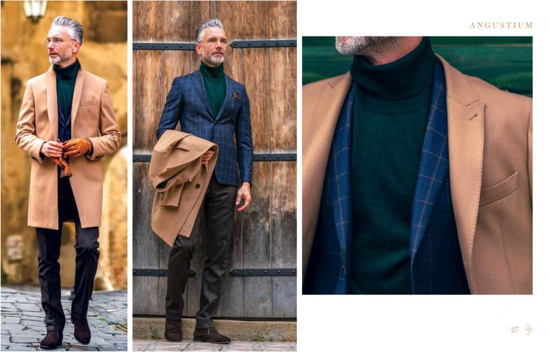 Tinute smart casual de toamna Tudor Tailor pentru barbati